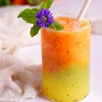 Virgin Rose Mojito