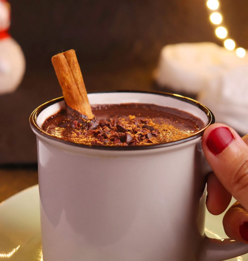 warm-chocolate-smoothie-for-winters
