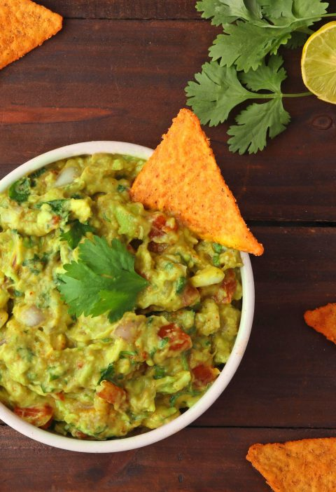 Mexican Guacamole Dip Recipe thumbnail