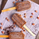 Peanut butter popsicles