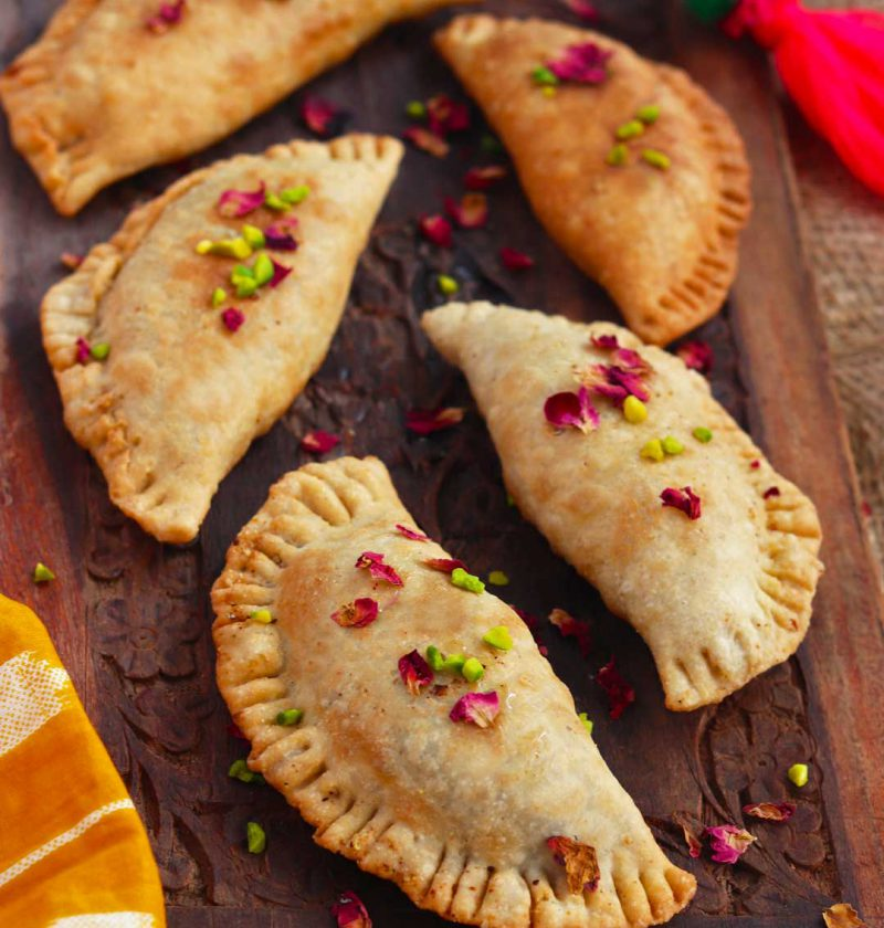 Simplest Gujiya Recipe